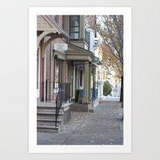 Bethlehem, PA 2 Art Print