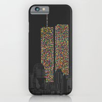 2606 Souls compose The Twin Towers iPhone 6 Slim Case