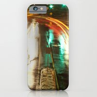 iPhone & iPod Case featuring Blur by Derek Donovan