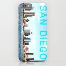 San Diego  Slim Case iPhone 6s