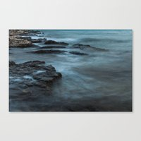 Floating Pt. 1 Canvas Print