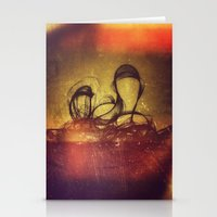 The Invited They Come  Stationery Cards