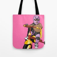 Momma Said Knock You Out… Tote Bag
