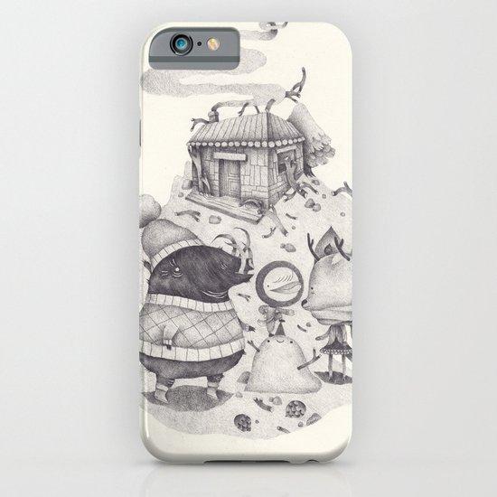 neige iPhone & iPod Case