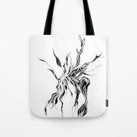 Hydra (detail) Tote Bag