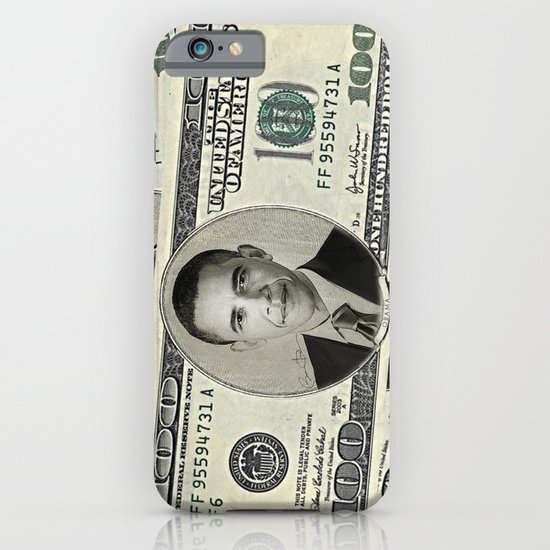 Mr President's Green iPhone & iPod Case