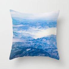 Transcendent Throw Pillow