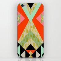 Arrow Quilt iPhone & iPod Skin