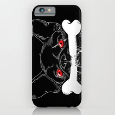 BAD-BLACK-BULLDOG-BONE iPhone 6 Slim Case
