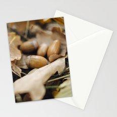 Acorns Stationery Cards