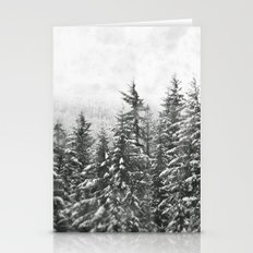 Winter Woods Stationery Cards