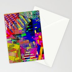 Yarn Bomb Stationery Cards
