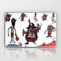 Everyone loves a pirate. Inspired by Captain Pugwash Laptop & iPad Skin
