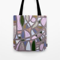 The Texture Of Twilight Tote Bag