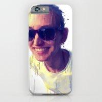 Fantasy portrait iPhone 6 Slim Case