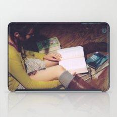 Bookish 05 iPad Case