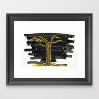 Tree#2 Framed Art Print