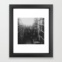 John K. King - Detroit, MI Framed Art Print