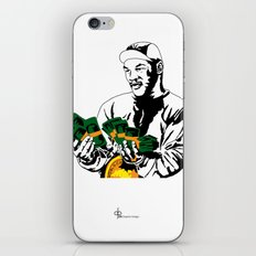 Iron Mike iPhone & iPod Skin