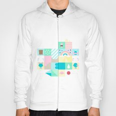 For Japan with love 3 Hoody