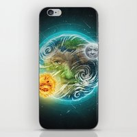 The Earth iPhone & iPod Skin