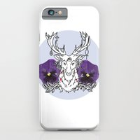 iPhone & iPod Case featuring Reindeer by bloodpurple