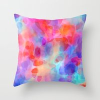 Even If Only Fleeting Throw Pillow