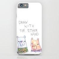 Backhand Bears iPhone 6 Slim Case