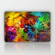 Colorful Glass Design Laptop & iPad Skin
