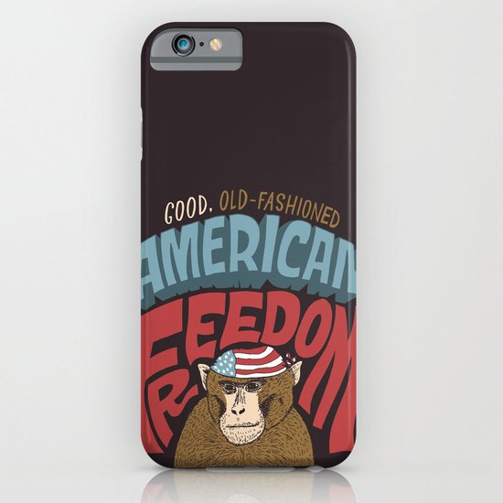 American Freedom iPhone & iPod Case
