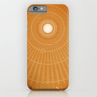 iPhone & iPod Case featuring Solar System Hot by Pig's Ear Gear