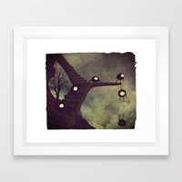 Again n.7, or maybe 9 Framed Art Print