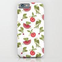 Summer Garden iPhone 6 Slim Case