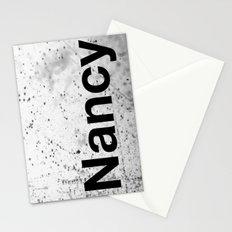 Nancy Stationery Cards