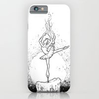 iPhone Cases featuring Burning Bright by Kerby Rosanes