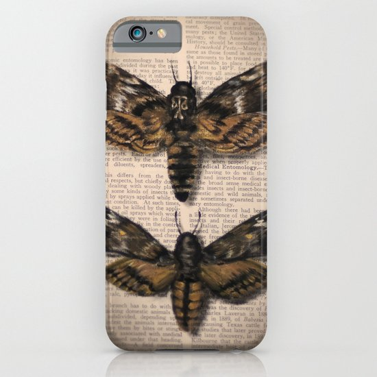MOTHS iPhone & iPod Case
