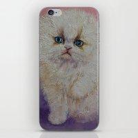 Himalayan Kitten iPhone & iPod Skin