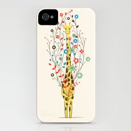 iPhone & iPod Case featuring I Brought You These Flow… by Jay Fleck