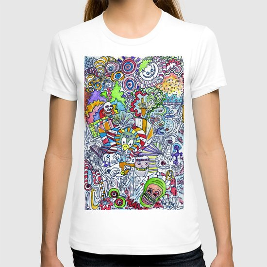 FUNHOUSE T-shirt