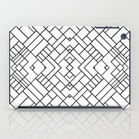 PS Grid 45 iPad Case