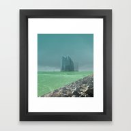 Atmosphere 4 · Future C… Framed Art Print