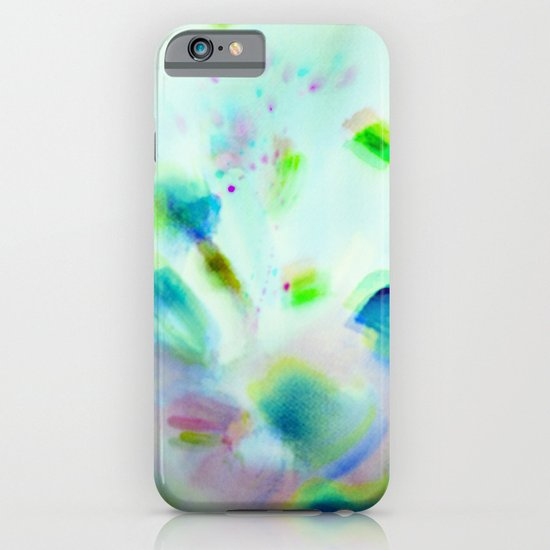Abstract Garden  iPhone & iPod Case