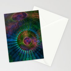 Fractal with no name Stationery Cards