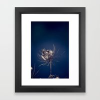 Before the Wind Blew Framed Art Print