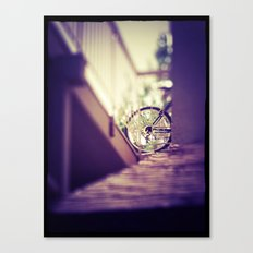 Point of Intersection  Canvas Print