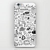 MIL-LOGOS iPhone & iPod Skin