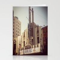 Pantages Stationery Cards