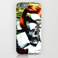 iPhone & iPod Case featuring HER RUBY MY EMERALD by Les Lumieres