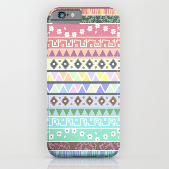 Abstract Pattern iPhone & iPod Case