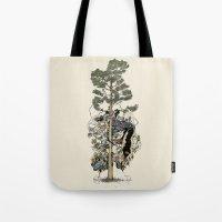 Everdream Pine Tote Bag